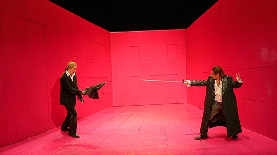 Fracasso in Mozarts »La finta semplice«, 2006 an der Musikhochschule Hannover